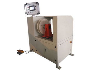 Cina Programmable PLC Driven Automatic Cable Coil Winding Machine Dijual pabrik